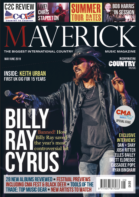 Maverick cover