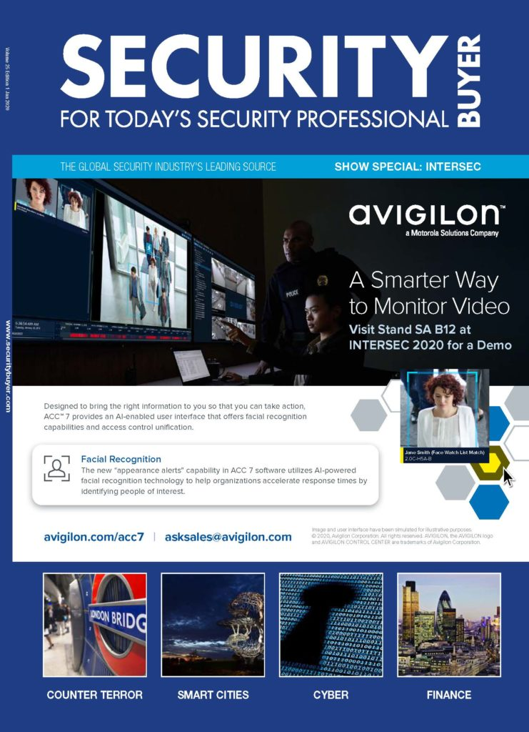 Security Buyer Magazine