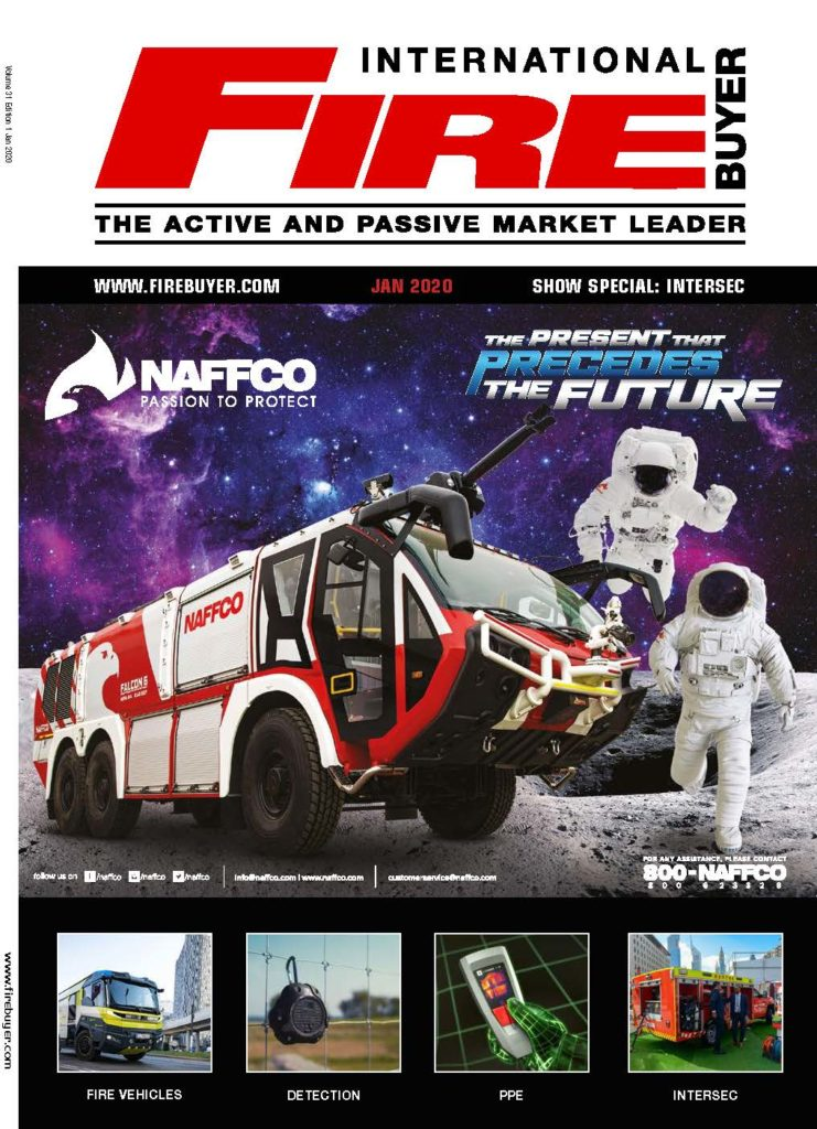 International Fire Buyer Magazine