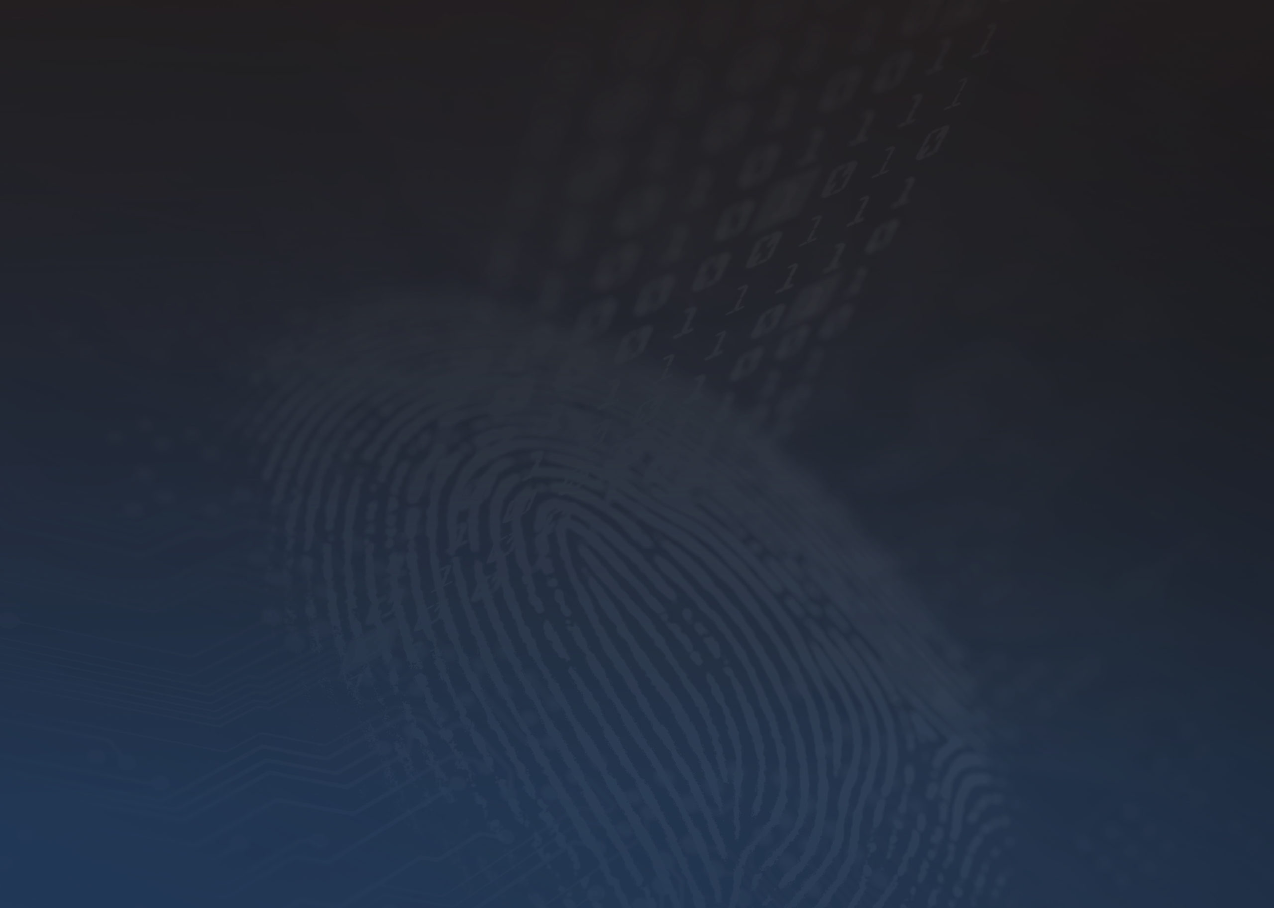digital thumbprint