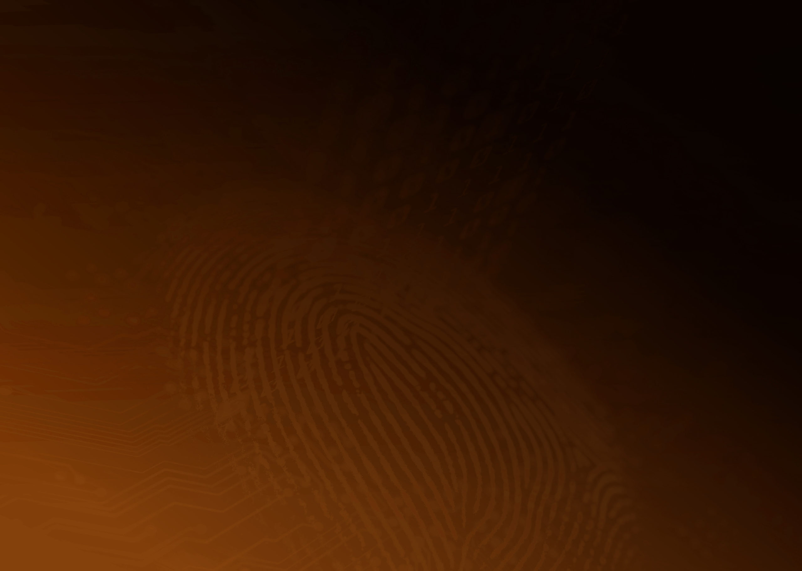 digital thumbprint