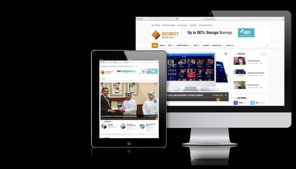 Security NewsDesk - Middle East Website