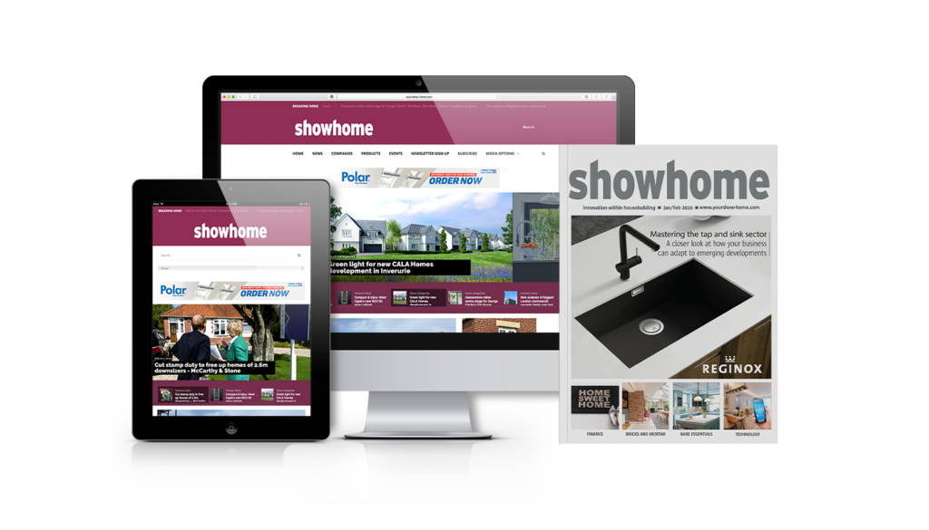Showhome Website